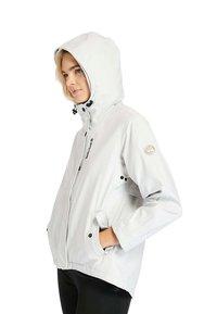 Timberland - SHORT  - Summer jacket - white sand - 3