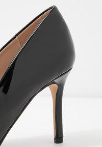 Dorothy Perkins - DELE POINT COURT - High heels - black - 2