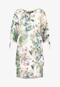 Gerry Weber - Day dress - off white ligh lime aloe druck - 3