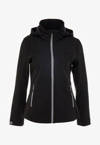 Icepeak - LUCY - Soft shell jacket - black - 6