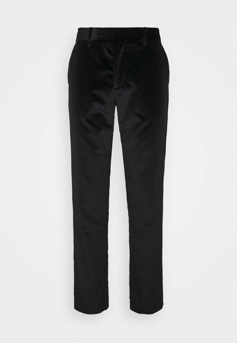 Paul Smith - SLIM FIT TROUSER - Trousers - black