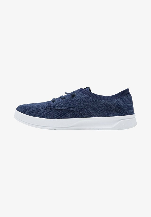 Sneakers laag - grey/blue/white