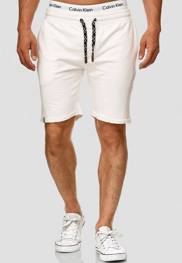 ALDRICH - Short - off white