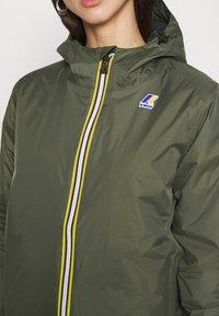 K-Way - UNISEX LE VRAI CLAUDE WARM - Waterproof jacket - black torba - 5