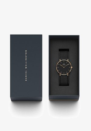 PETITE ASHFIELD 36MM - Hodinky - rose gold-coloured