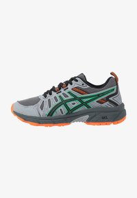 ASICS - GEL-VENTURE 7 - Trail running shoes - carrier grey/cilantro - 1