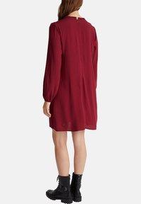 Esprit - Denní šaty - bordeaux red - 6