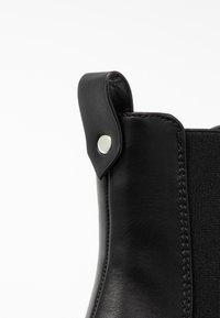 Even&Odd - Kotníkové boty na platformě - black - 2