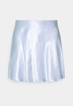 SHORTY SKIRT - A-line skjørt - blue light