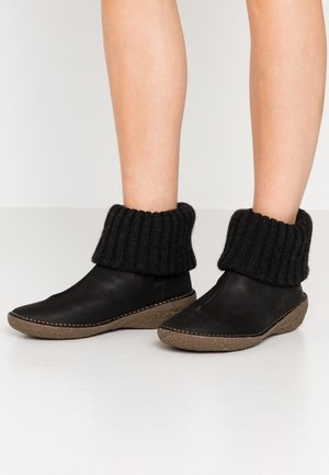 BORAGO - Ankle boots - pleasant black