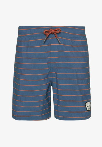 BJORN 21 JR - Swimming trunks - airforces