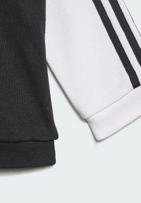 adidas Performance - Verryttelypuku - black white - 7