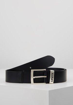 NEW ASHLAND PLUS - Belt - regular black