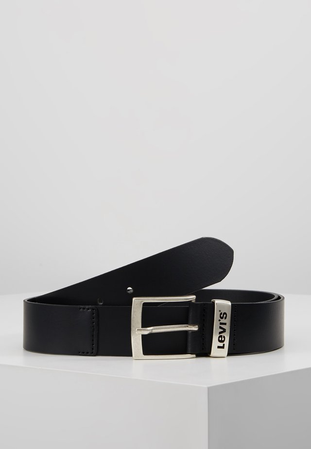 NEW ASHLAND PLUS - Ceinture - regular black