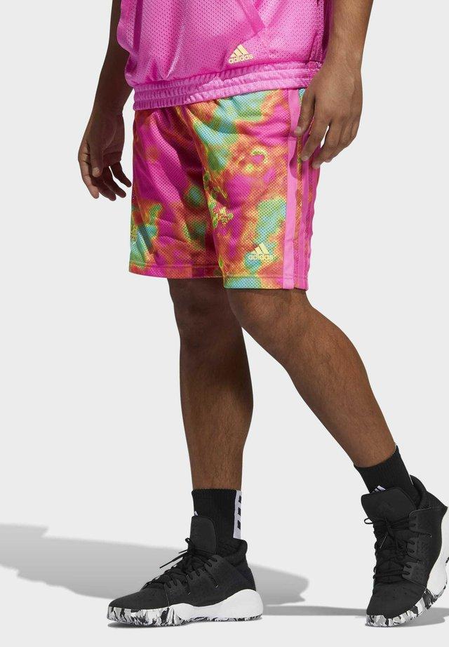 Pantaloncini sportivi - pink