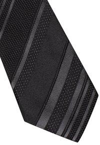 Eterna - Tie - schwarz/grau - 1