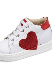 Falcotto - HEART - Baby shoes - white - 5