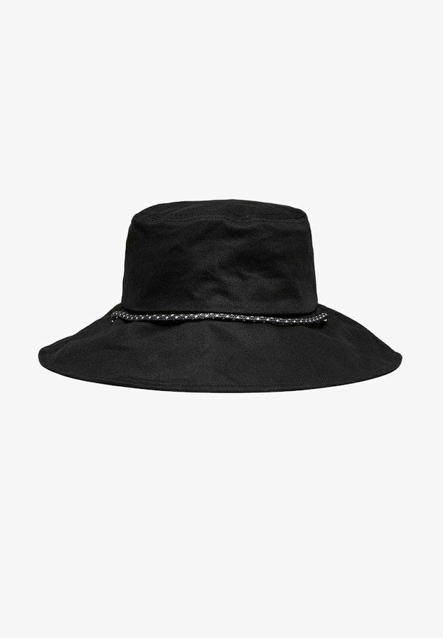 ONLPAMA BUCKET CORD HAT - Hoed - black