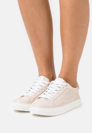 ADAMS - Sneakers basse - pale pink