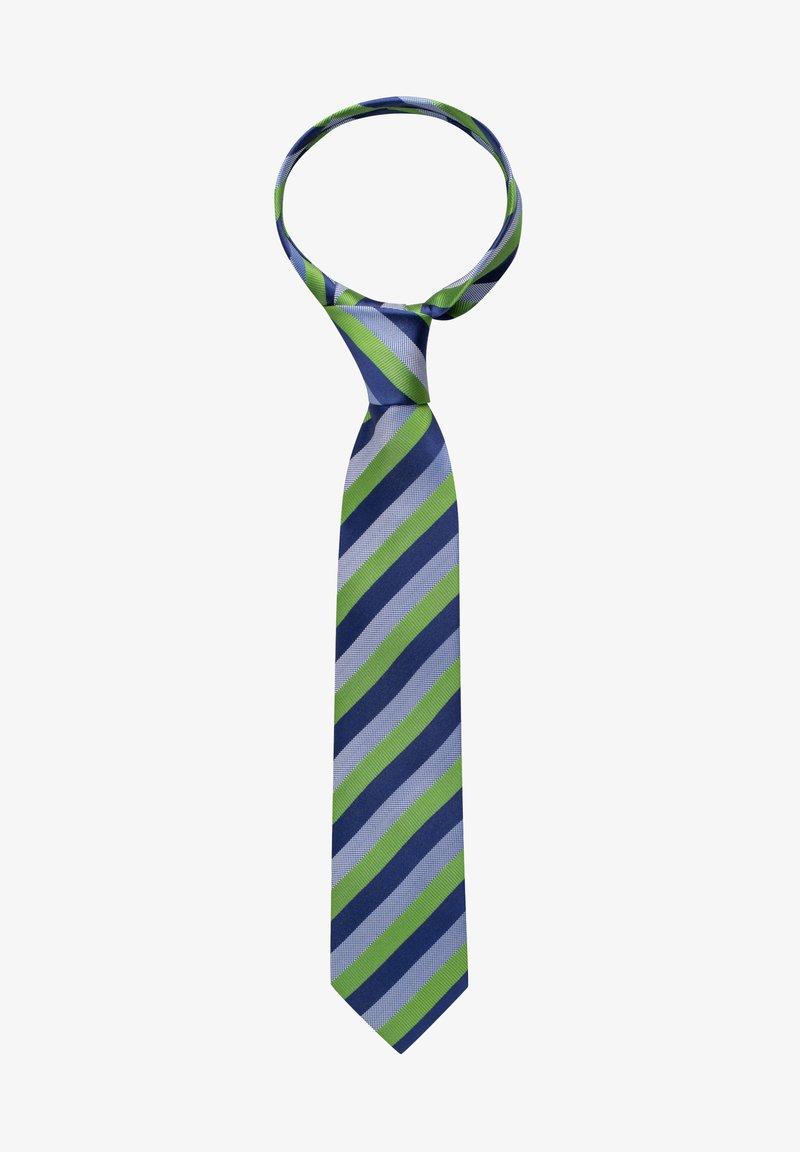 Eterna - Tie - blau/grün