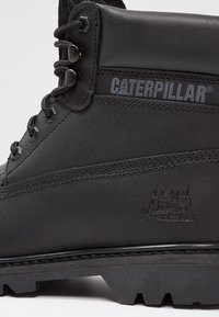 Cat Footwear - COLORADO - Veterboots - all black - 8