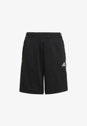 B AR 3S  - Shorts - black