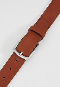 Pier One - UNISEX - Belt - cognac - 5
