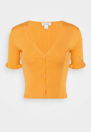 SALMA - Cardigan - orange