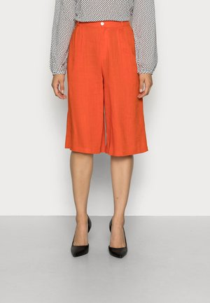 DAILY TAILOR LONG - Shorts - orange
