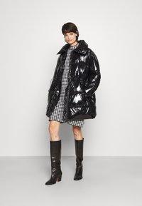 HUGO - FENIA - Płaszcz zimowy - black - 1