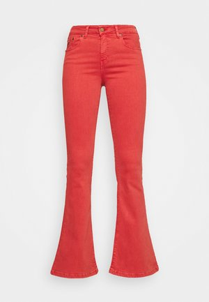 RAVAL - Trousers - cayenne