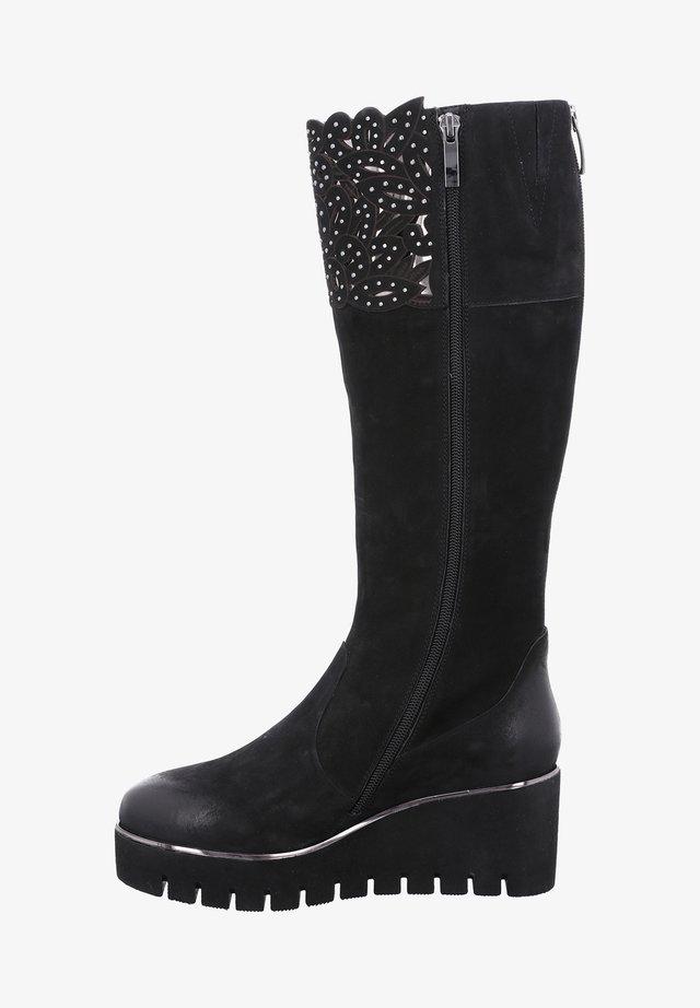 KAIRO - Over-the-knee boots - schwarz