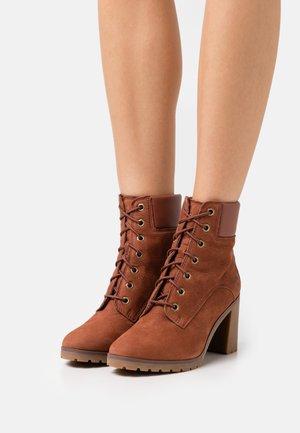 ALLINGTON LACE UP - Classic ankle boots - brown