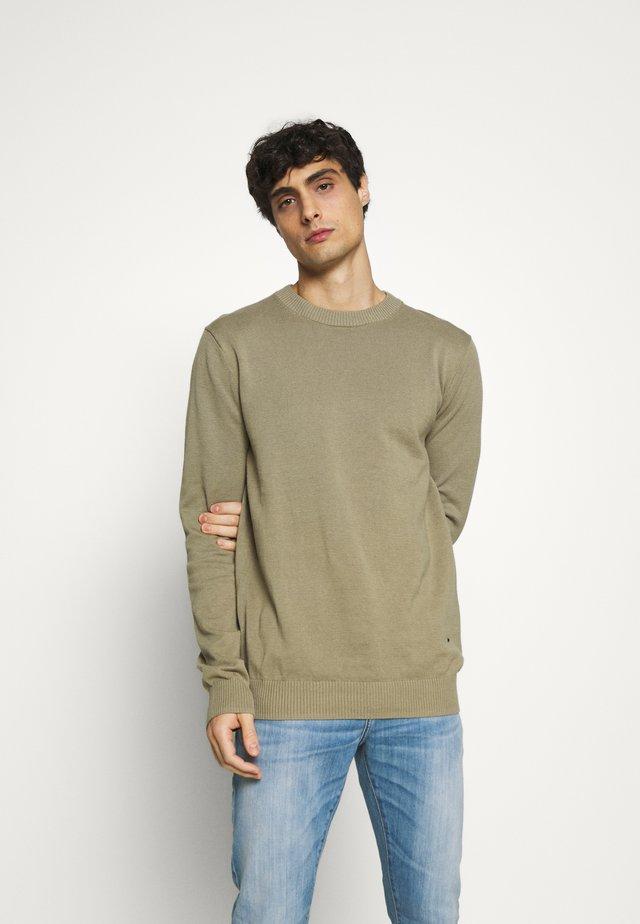 JONAS - Pullover - trech green
