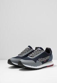 Blauer - DENVER - Sneakersy niskie - navy - 2
