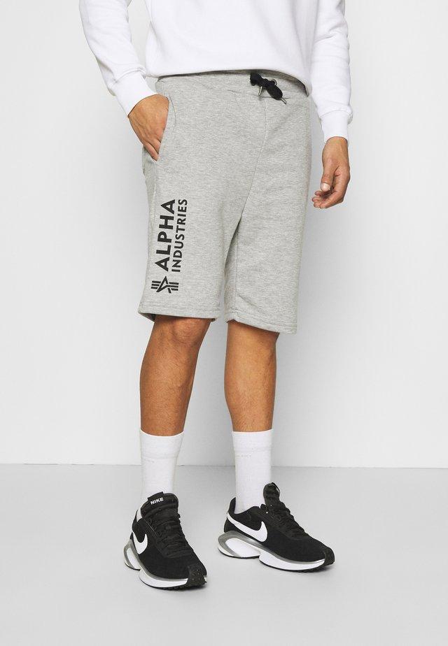 BASIC - Shorts - grey heather