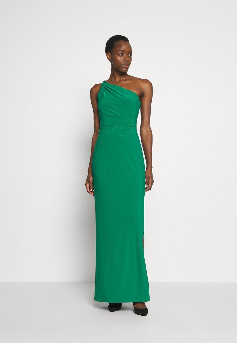 Lauren Ralph Lauren - CLASSIC LONG GOWN - Vestido ligero - malachite