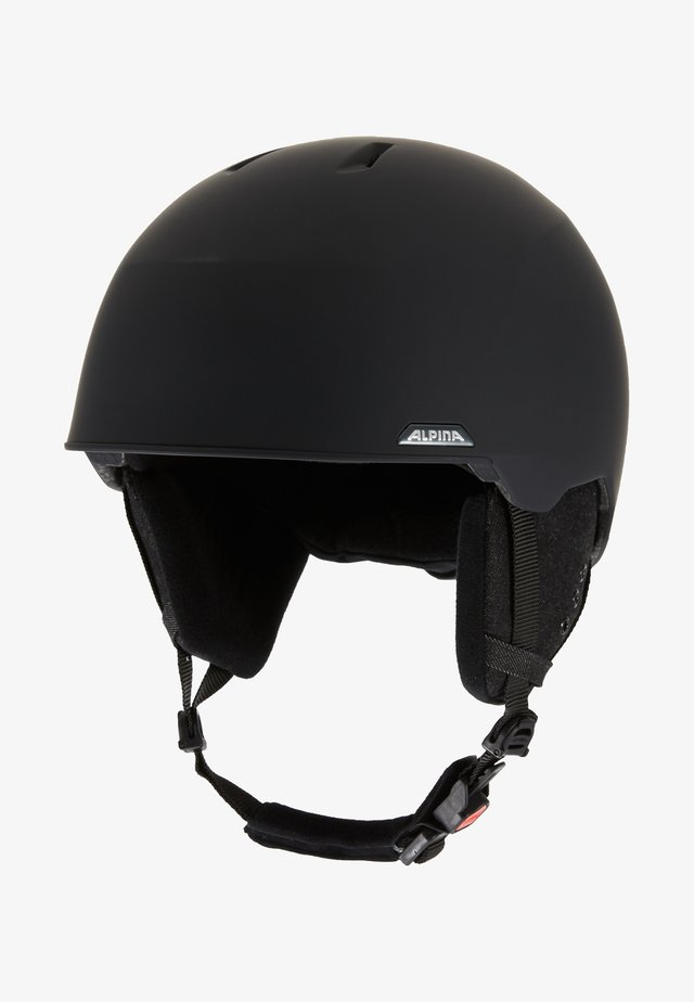 ALBONA - Casco - black matt