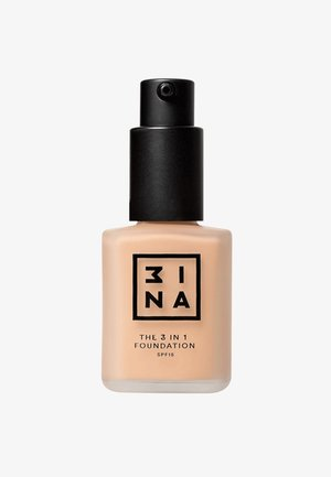 3 IN 1 FOUNDATION - Foundation - 214 tan