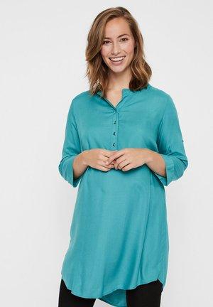 MLMERCY  - Tunique - green-blue slate