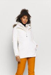 Burton - LELAH - Snowboard jacket - stout white - 0