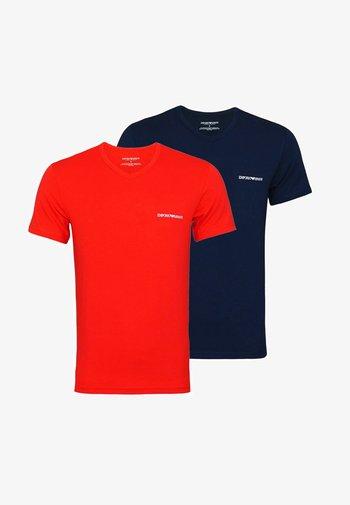 2 PACK - T-shirt imprimé - multicolor