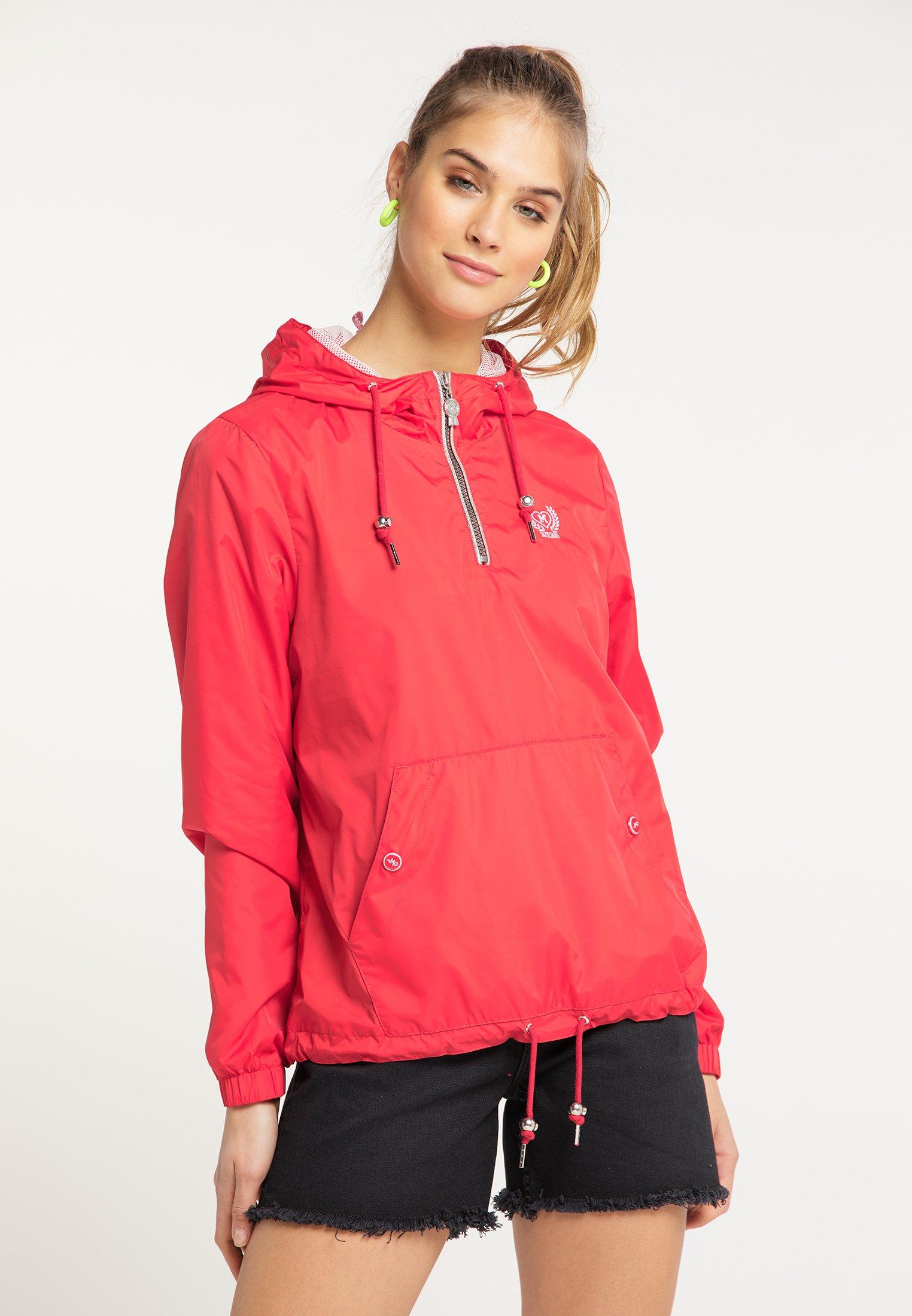 Limit Offer Cheap Women's Clothing myMo Windbreaker red A4NzB6Upu