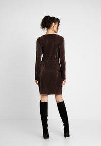 Gina Tricot - PLEATED DRESS - Day dress - java - 3