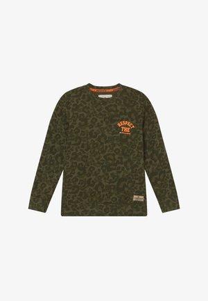 NAHUX - Sweatshirt - amazon green