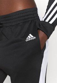 adidas Performance - COLORBLOCK - Tracksuit - black/white - 7