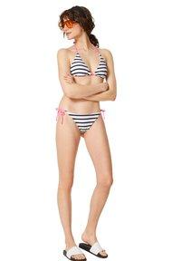 Bogner Fire + Ice - Haut de bikini - weiß schwarz - 1
