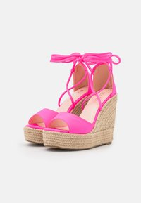 RAID - MAREA - High heeled sandals - pink - 2
