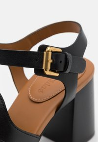 See by Chloé - Sandals - nero - 4