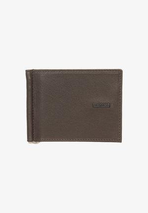 Wallet - testa di moro